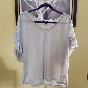 a.n.a Large Short sleeve top
